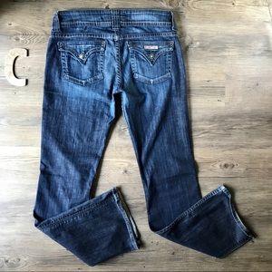 Hudson Jeans Jeans - Hudson Jeans Bootcut Flap Pocket Jeans Sz 30